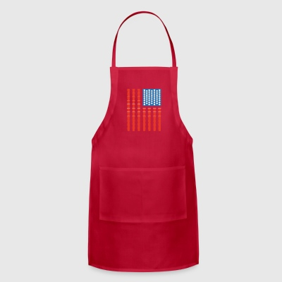 USA Beer Pong Champ - Adjustable Apron