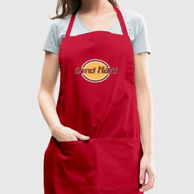 Grind Hard Cafe - Adjustable Apron