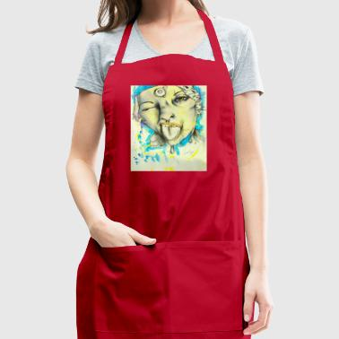lisa pisa - Adjustable Apron