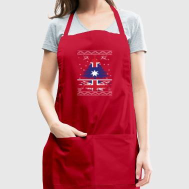 Australian with British root - Adjustable Apron
