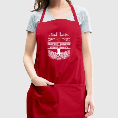 British grown with viking roots - Adjustable Apron