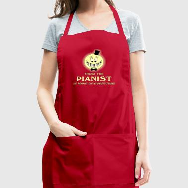 Trust the pianist - Adjustable Apron