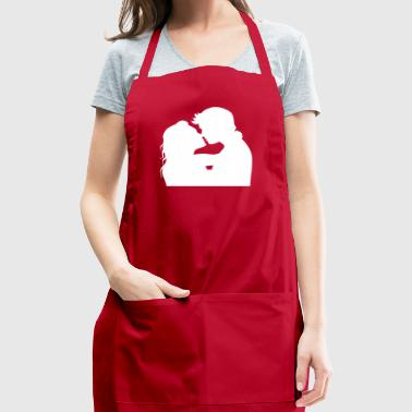 A Pair Of Lovers - Adjustable Apron