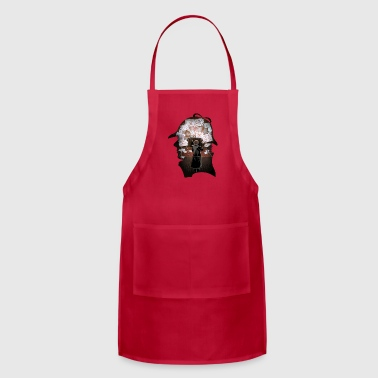 A Puzzling Mind - Adjustable Apron