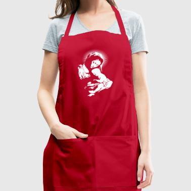 Crook Castles is Born - Adjustable Apron