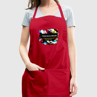 TREASURER - Adjustable Apron