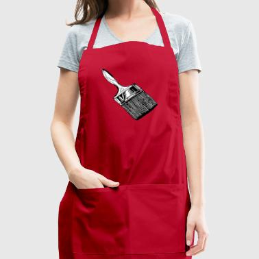 brush - Adjustable Apron