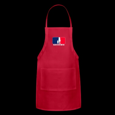 MAJOR LEAGUE MOTHER - Adjustable Apron
