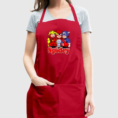 Friend Hero - Adjustable Apron