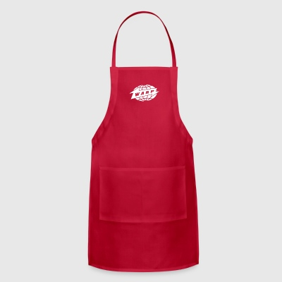Warp Records Record Label copy - Adjustable Apron