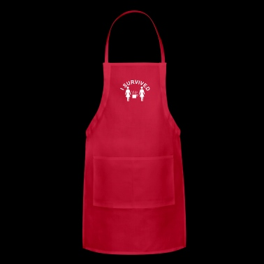 Rude 2 Girls 1 Cup - Adjustable Apron