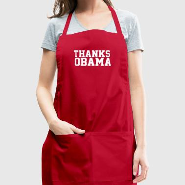 Thanks Obama - Adjustable Apron