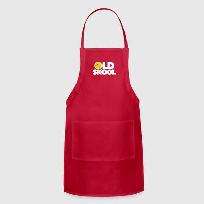 Old Skool - Adjustable Apron