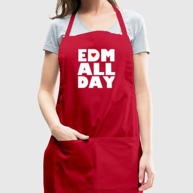 Edm All Day - Adjustable Apron