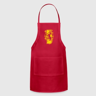 BADGER CREST - Adjustable Apron