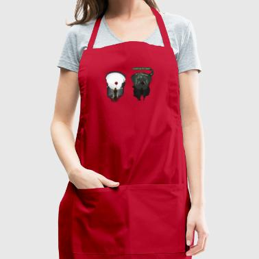 IT GLOWS - Adjustable Apron