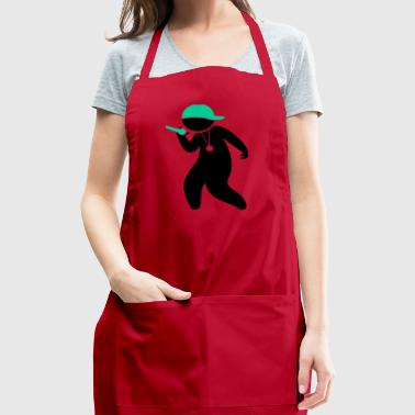 Hiphop Rapper - Adjustable Apron