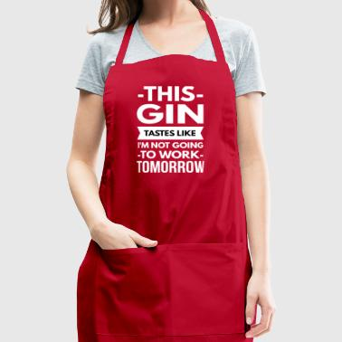 This Gin - Adjustable Apron