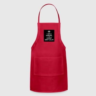 Fangirling - Fangirl Things - Adjustable Apron