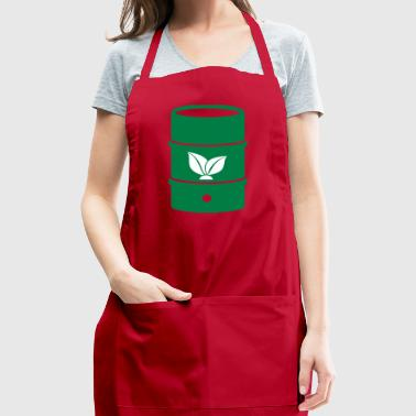 Farm fertilizer - Adjustable Apron