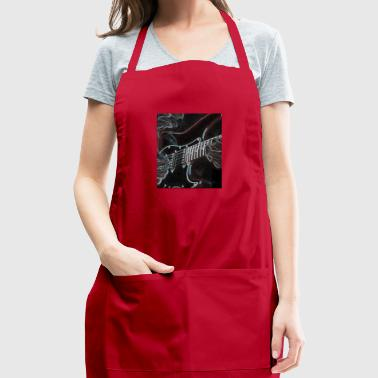 Electric Blues - Adjustable Apron