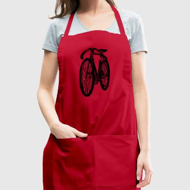 Vintage Road Bike Gift - Adjustable Apron
