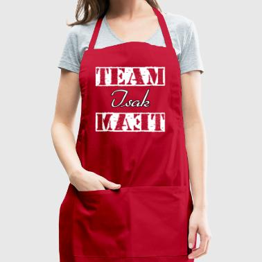 Team Isak - Adjustable Apron