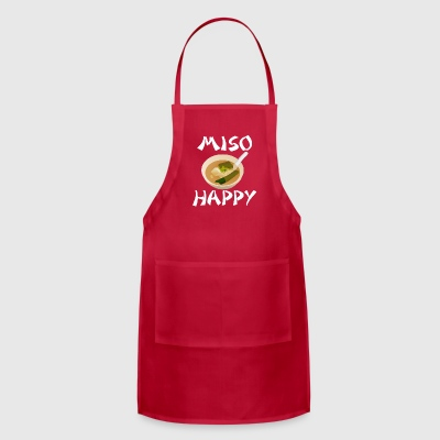 Miso Happy - Adjustable Apron