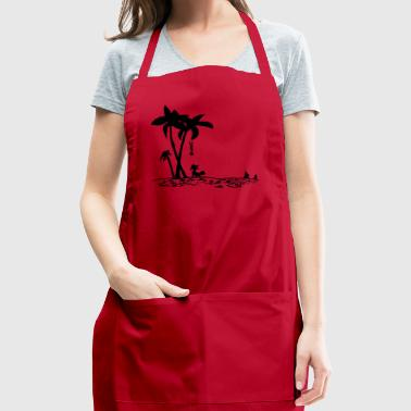 go vacation - Adjustable Apron