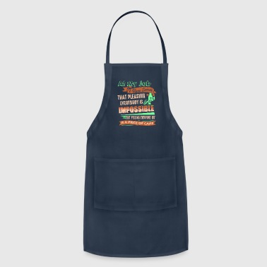 Pharmacy Technician Tee & Hoodie - Adjustable Apron