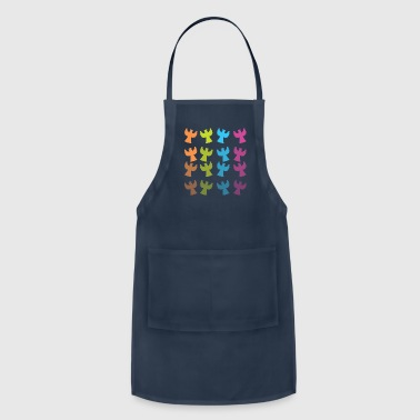 Angels Angels - Adjustable Apron