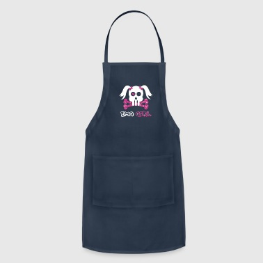 Emo Emo Girl - Adjustable Apron