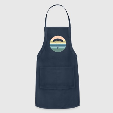 View Paraglider - Adjustable Apron