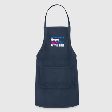 Pharmacy Technican - Adjustable Apron