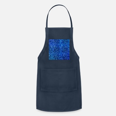 Square square - Adjustable Apron