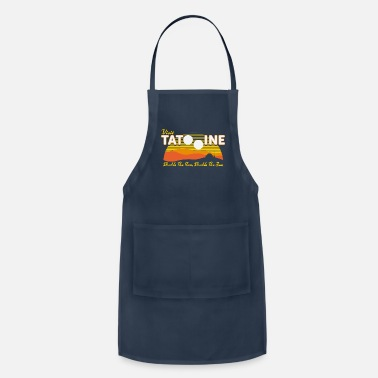 Double Double the Sun Double the Fun - Adjustable Apron