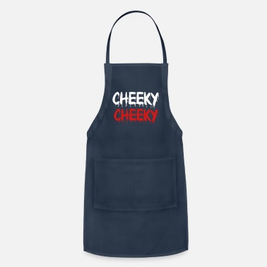 Girlie Cheeky - Apron
