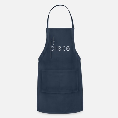 Piece it piece - Apron