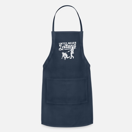 Party Aprons - Bachelor Party - Apron navy