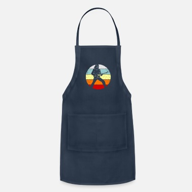 Playing Guitar - Apron