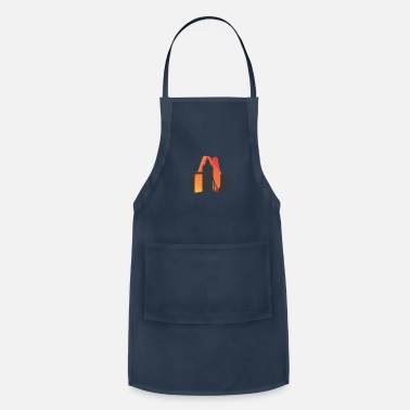 Urban urban - urban area - shirt - Adjustable Apron