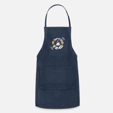 Anniversary Coffee Time - Apron
