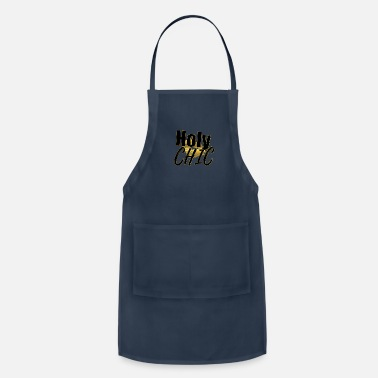 Chic Holy Chic - Adjustable Apron