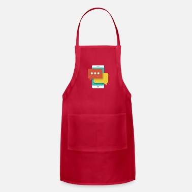 Text Message Text Messaging - Apron