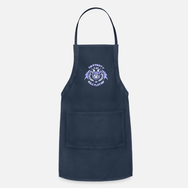 Roleplaying Game University of Roleplaying - Adjustable Apron
