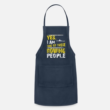 One of those ROWING people - Apron