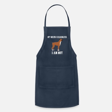 BOXER 2 harmless I am not - Apron