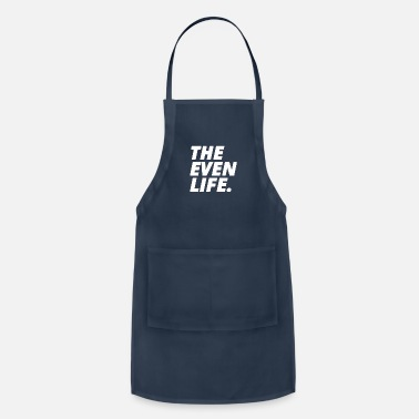 Evening THE EVEN LIFE - Adjustable Apron