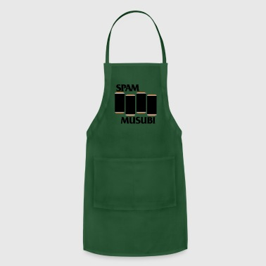 Spam SPAM MUSUBI FLAG - Adjustable Apron