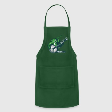Irish Bar Where irish free birds fly music bar - Adjustable Apron
